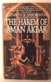 The Harem Of Aman Akbar por Elizabeth…