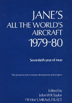 Jane's All the World's Aircraft 1979-1980 by…
