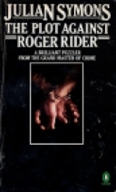 The Plot Against Roger Rider cover