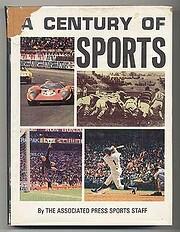 A Century Of Sports de Associated Press…